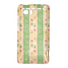 Seamless Colorful Dotted Pattern HTC Vivid / Raider 4G Hardshell Case