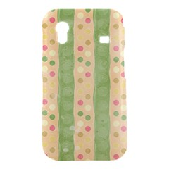 Seamless Colorful Dotted Pattern Samsung Galaxy Ace S5830 Hardshell Case
