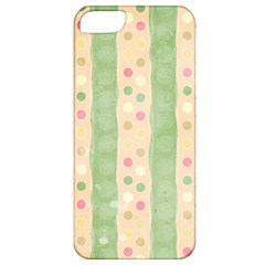 Seamless Colorful Dotted Pattern Apple iPhone 5 Classic Hardshell Case