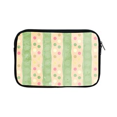 Seamless Colorful Dotted Pattern Apple iPad Mini Zipper Cases
