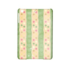 Seamless Colorful Dotted Pattern iPad Mini 2 Hardshell Cases