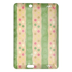 Seamless Colorful Dotted Pattern Amazon Kindle Fire HD (2013) Hardshell Case