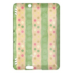 Seamless Colorful Dotted Pattern Kindle Fire HDX Hardshell Case