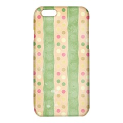 Seamless Colorful Dotted Pattern iPhone 6/6S TPU Case