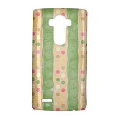 Seamless Colorful Dotted Pattern LG G4 Hardshell Case