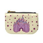 Happiest Castle Coin Change Purse Front