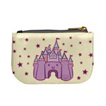 Happiest Castle Coin Change Purse Back