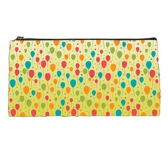 Colorful Balloons Backlground Pencil Cases