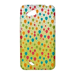 Colorful Balloons Backlground HTC Desire VC (T328D) Hardshell Case