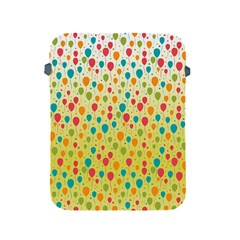 Colorful Balloons Backlground Apple iPad 2/3/4 Protective Soft Cases