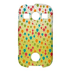 Colorful Balloons Backlground Samsung Galaxy S7710 Xcover 2 Hardshell Case