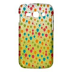 Colorful Balloons Backlground Samsung Galaxy Ace 3 S7272 Hardshell Case
