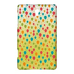 Colorful Balloons Backlground Samsung Galaxy Tab S (8 4 ) Hardshell Case