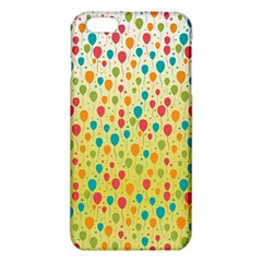 Colorful Balloons Backlground iPhone 6 Plus/6S Plus TPU Case