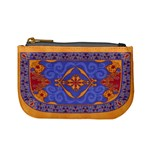 Persian Carpet Pattern Coin Change Purse Front