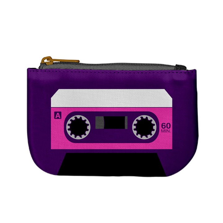 Cute Cassette Coin Change Purse