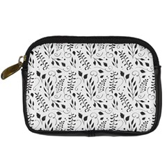Hand Painted Floral Pattern Digital Camera Cases