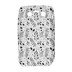 Hand Painted Floral Pattern Bold 9700