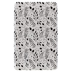 Hand Painted Floral Pattern Kindle Fire (1st Gen) Hardshell Case