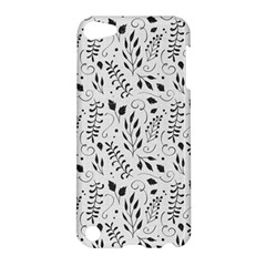 Hand Painted Floral Pattern Apple Ipod Touch 5 Hardshell Case
