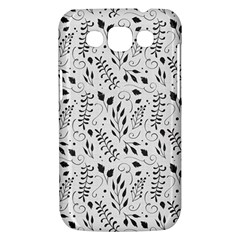Hand Painted Floral Pattern Samsung Galaxy Win I8550 Hardshell Case