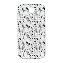 Hand Painted Floral Pattern Samsung Galaxy S4 I9500/I9505  Hardshell Back Case