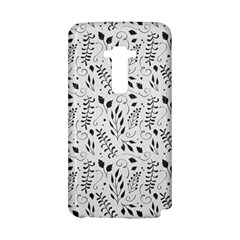 Hand Painted Floral Pattern LG G Flex