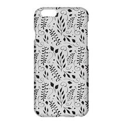 Hand Painted Floral Pattern Apple iPhone 6 Plus/6S Plus Hardshell Case