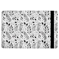 Hand Painted Floral Pattern iPad Air 2 Flip