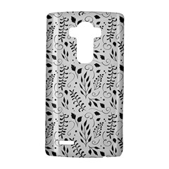 Hand Painted Floral Pattern Lg G4 Hardshell Case