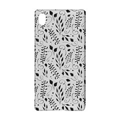 Hand Painted Floral Pattern Sony Xperia Z3+