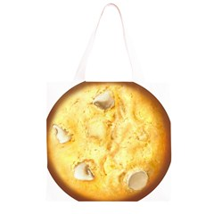 White Chocolate Chip Lemon Cookie Novelty Grocery Light Tote Bag