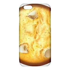 White Chocolate Chip Lemon Cookie Novelty iPhone 6/6S TPU Case