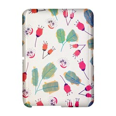 Hand Drawn Flowers Background Amazon Kindle Fire (2012) Hardshell Case