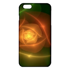 Orange Rose iPhone 6 Plus/6S Plus TPU Case