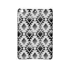 Hand Painted Black Ethnic Pattern iPad Mini 2 Hardshell Cases