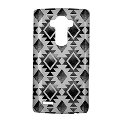 Hand Painted Black Ethnic Pattern Lg G4 Hardshell Case