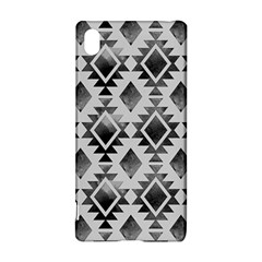 Hand Painted Black Ethnic Pattern Sony Xperia Z3+