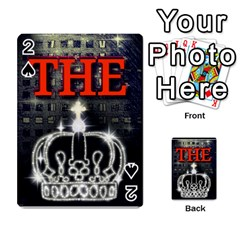 The King Playing Cards 54 Designs