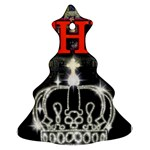 The King Ornament (Christmas Tree) Front