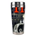The King Stainless Steel Travel Tumblers Left