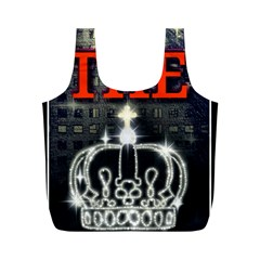 The King Full Print Recycle Bags (m)