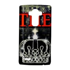 The King LG G4 Hardshell Case