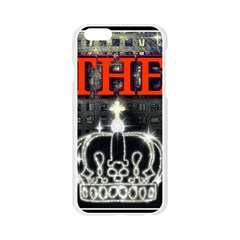 The King Apple Seamless iPhone 6/6S Case (Transparent)