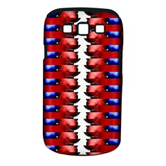 The Patriotic Flag Samsung Galaxy S Iii Classic Hardshell Case (pc+silicone)
