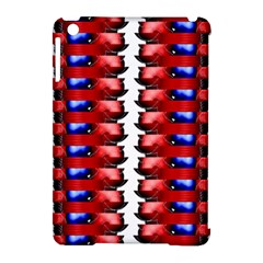 The Patriotic Flag Apple Ipad Mini Hardshell Case (compatible With Smart Cover)