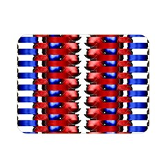 The Patriotic Flag Double Sided Flano Blanket (mini)
