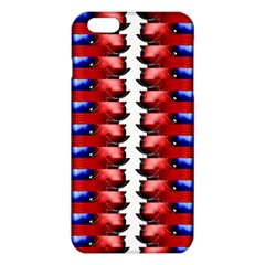 The Patriotic Flag Iphone 6 Plus/6s Plus Tpu Case