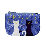 Moon Kitties Coin Change Purse Front