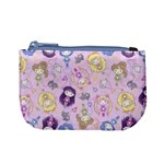 CutiE Moons Pattern Coin Change Purse Front
